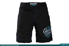 Today on BJJHQ Ground Game Classic Black Ripstop Shorts - $29